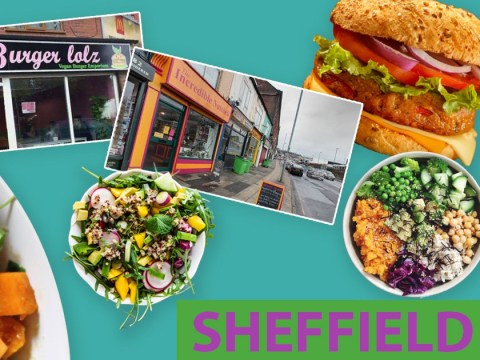 Is Sheffield the new vegan capital of the UK? Here are a few reasons why