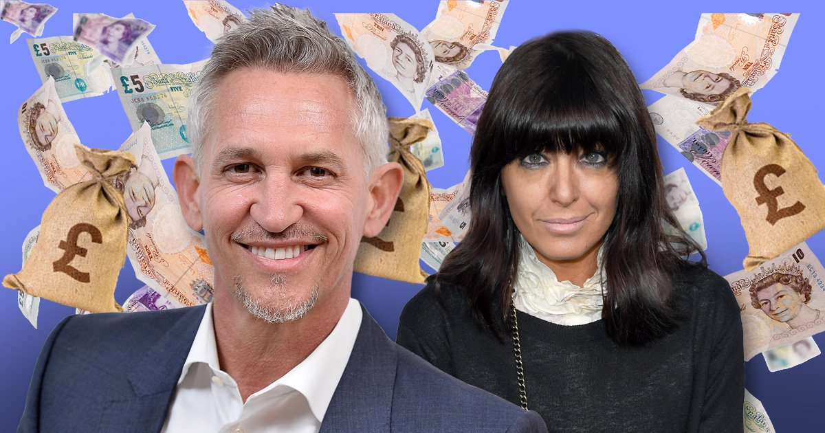 Gary Lineker's agent thinks female reps are to blame for the pay gap