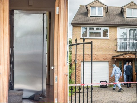 Body of girl, 19, found chopped up in freezer at home in Kingston