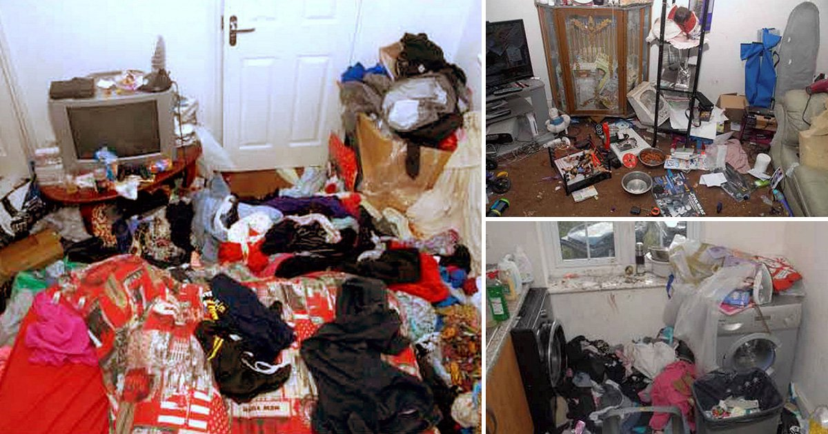 Parents jailed for keeping children in 'uninhabitable' home covered in faeces