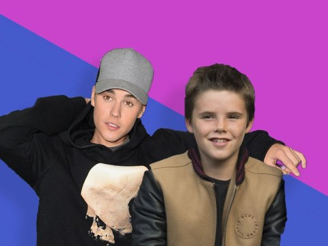 Justin Bieber mentors Cruz Beckham and thinks he could be the next big superstar