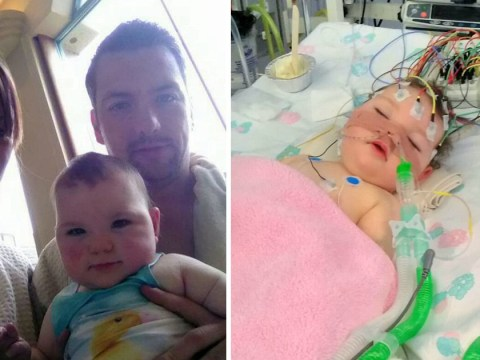 Parents of baby with rare disease inspired to seek treatment abroad by Charlie Gard case