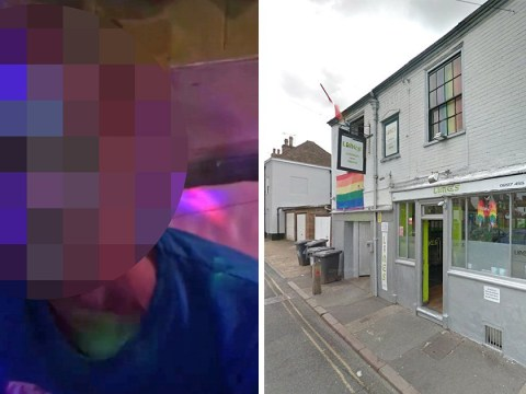Gay bar accused of protecting barman when paedo hunters launched sting