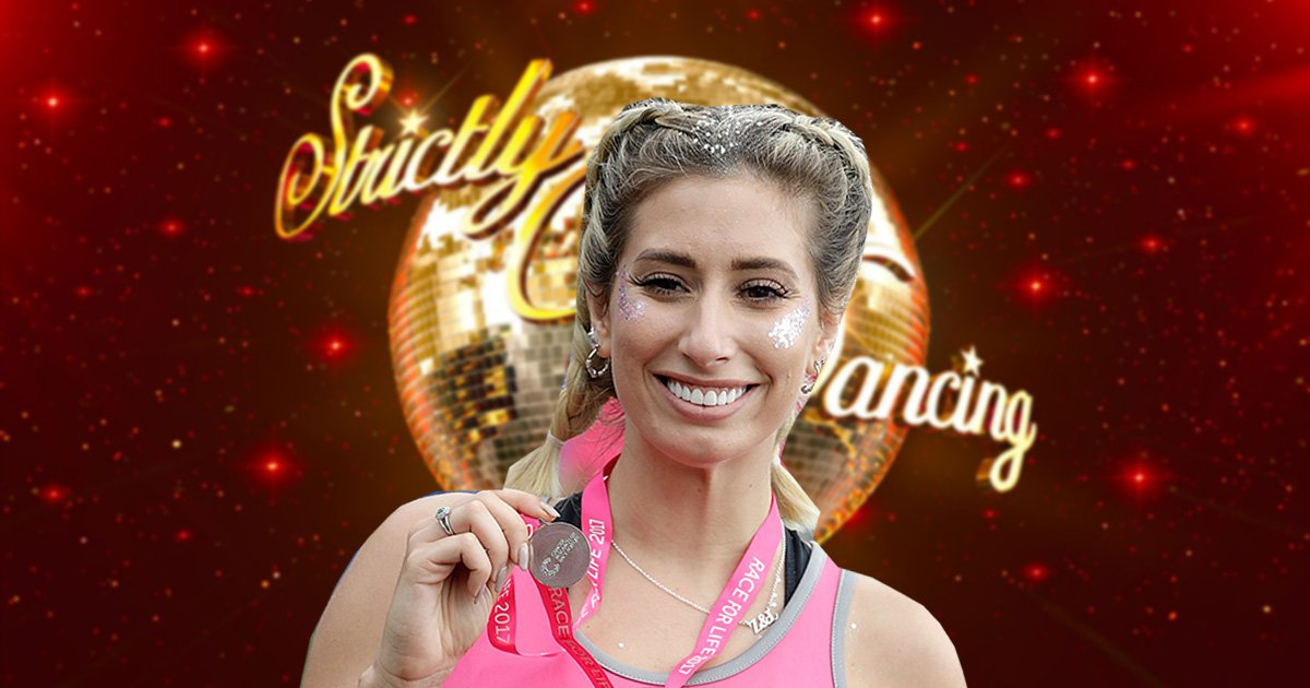 Stacey Solomon would love a 'small cameo' on Strictly Come Dancing