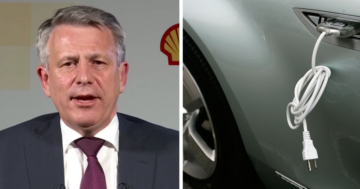 Oil tycoon promises his next car will be electric