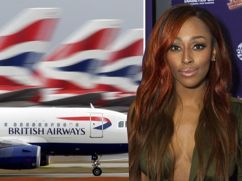 Alexandra Burke brands British Airways 'an absolute disgrace' amid being 'treated like dirt'