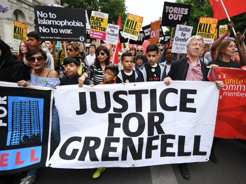 Undocumented migrants who survived Grenfell fire 'should be given full amnesty'