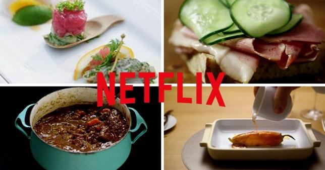 Netflix food show round up