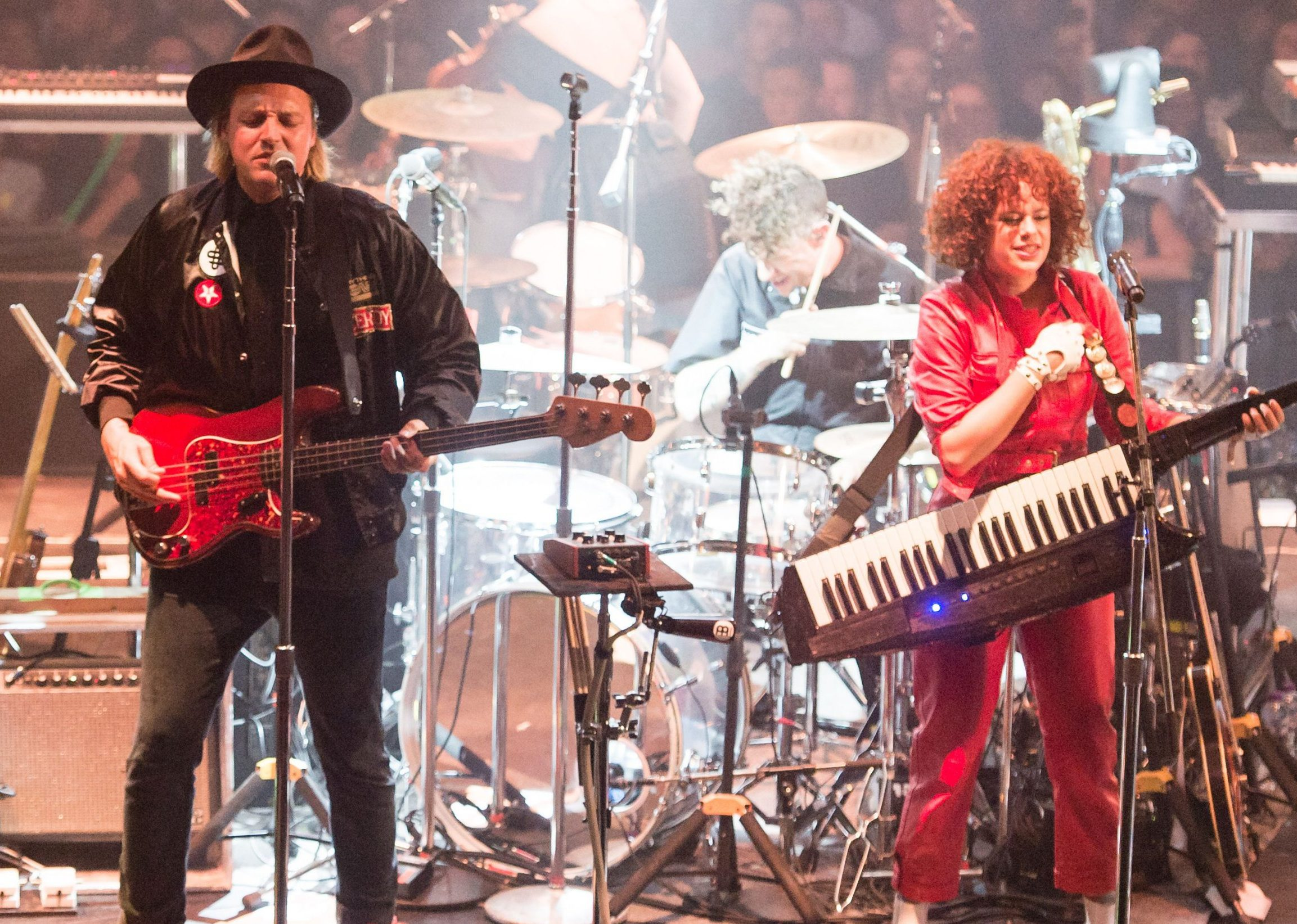 Arcade Fire to return with six-date UK and Ireland tour in 2018