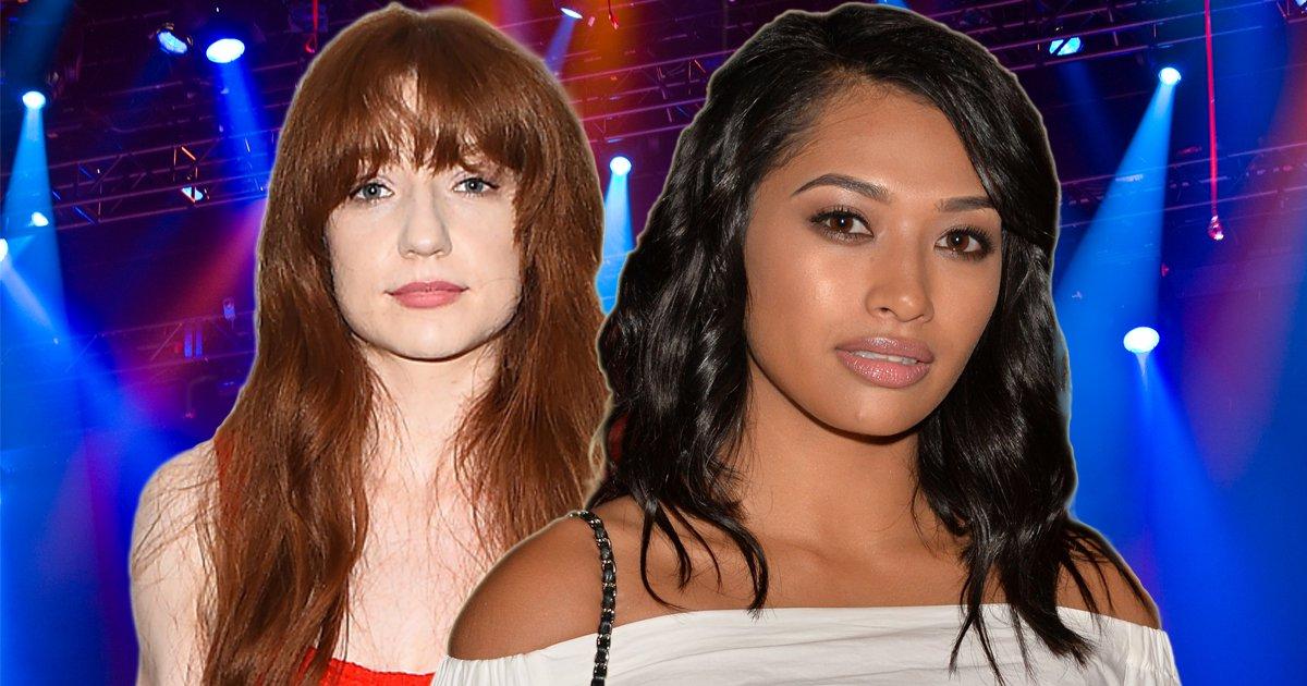 Girls Aloud's Nicola Roberts and The Saturdays' Vanessa White to form supergroup