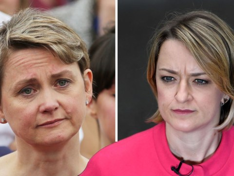 Yvette Cooper 'sick to death' of abuse towards Laura Kuenssberg and female MPs