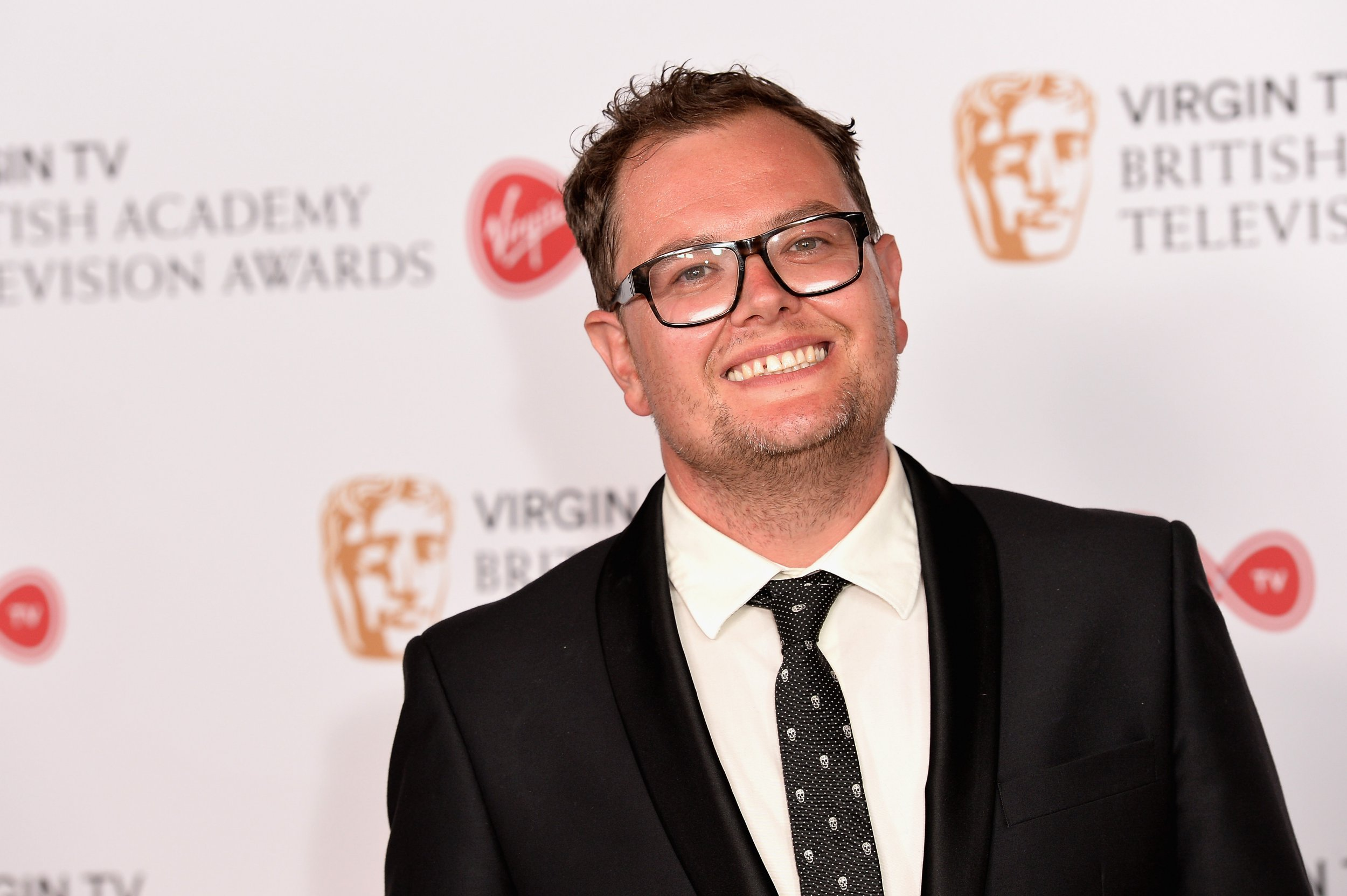 Alan Carr age, husband, net worth and career as he takes on Celebrity Bake Off