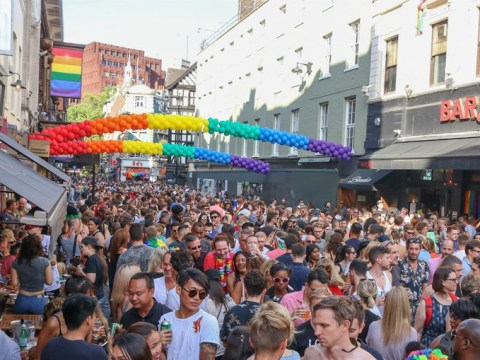 London Pride float warns people it 'owns' all photos of them