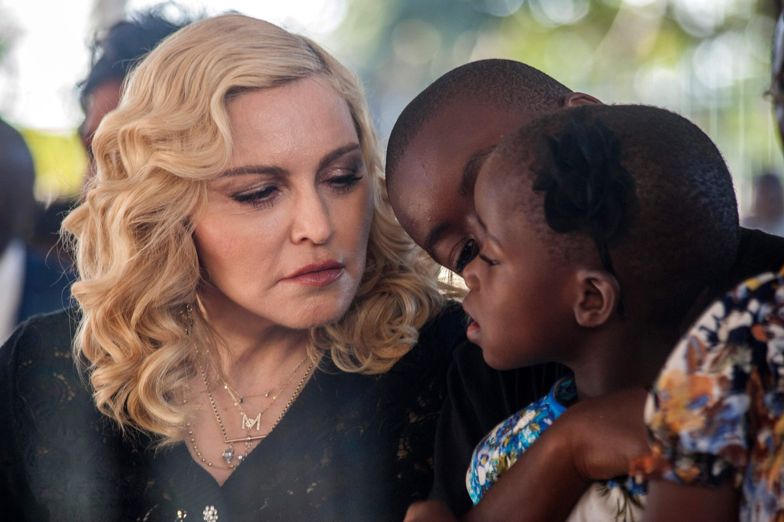 Madonna was told she 'wasn't fit to raise children' when trying to adopt in Malawi