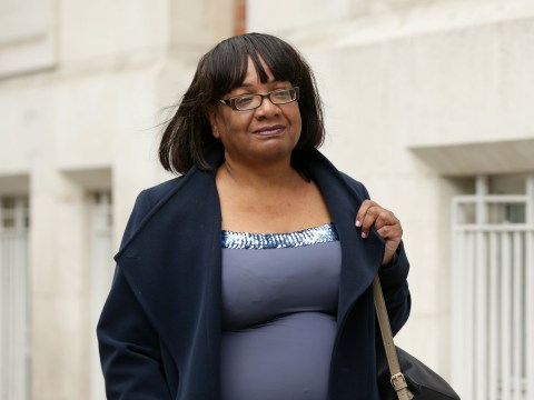 Diane Abbott reads some of the appalling racist and sexist abuse she receives