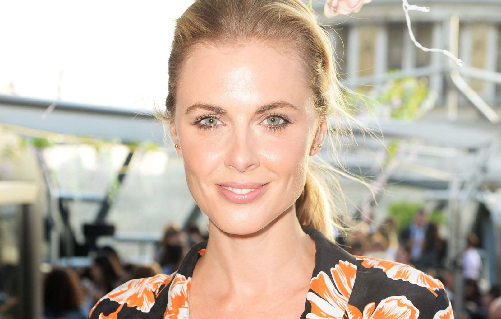 Donna Air stays tight-lipped on Prince Harry and Meghan Markle as Vanessa White hits the decks