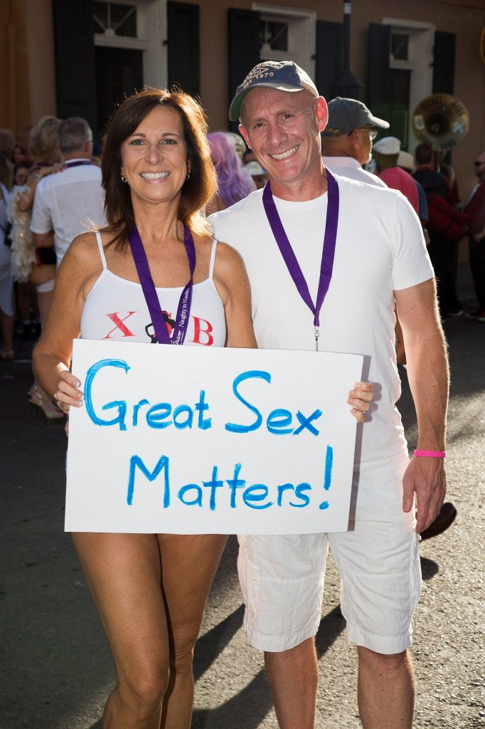 Worlds largest swinging convention takes place in Nude Orleans | Metro News