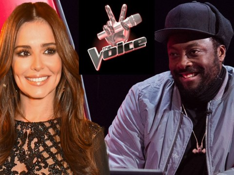 Could Will.i.am lure Cheryl to The Voice instead of X Factor?