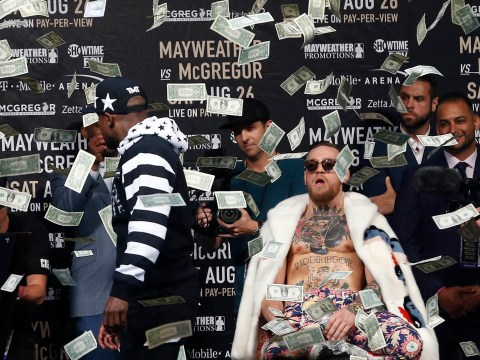 Floyd Mayweather vs Conor McGregor date, UK PPV TV channel, undercard, tickets and odds