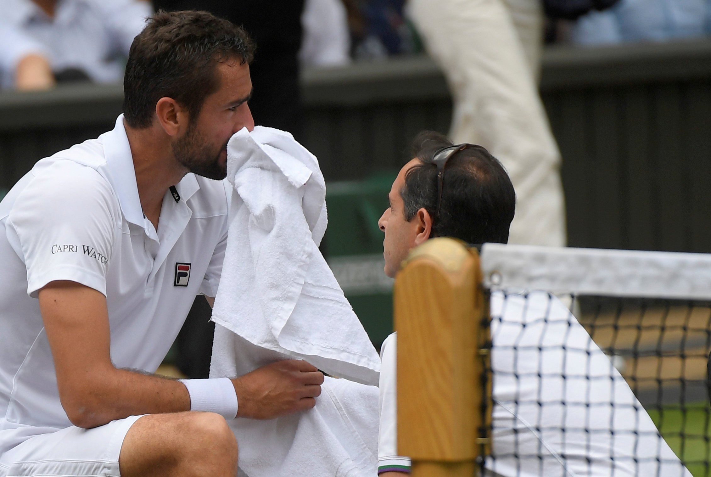 Marin Cilic confident he'll avoid repeat of Wimbledon tears v Roger Federer in Australian Open final