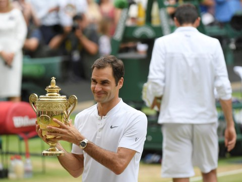 Roger Federer makes history with eighth Wimbledon title against tearful Marin Cilic