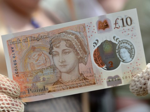 The new plastic £10 notes are finally in circulation