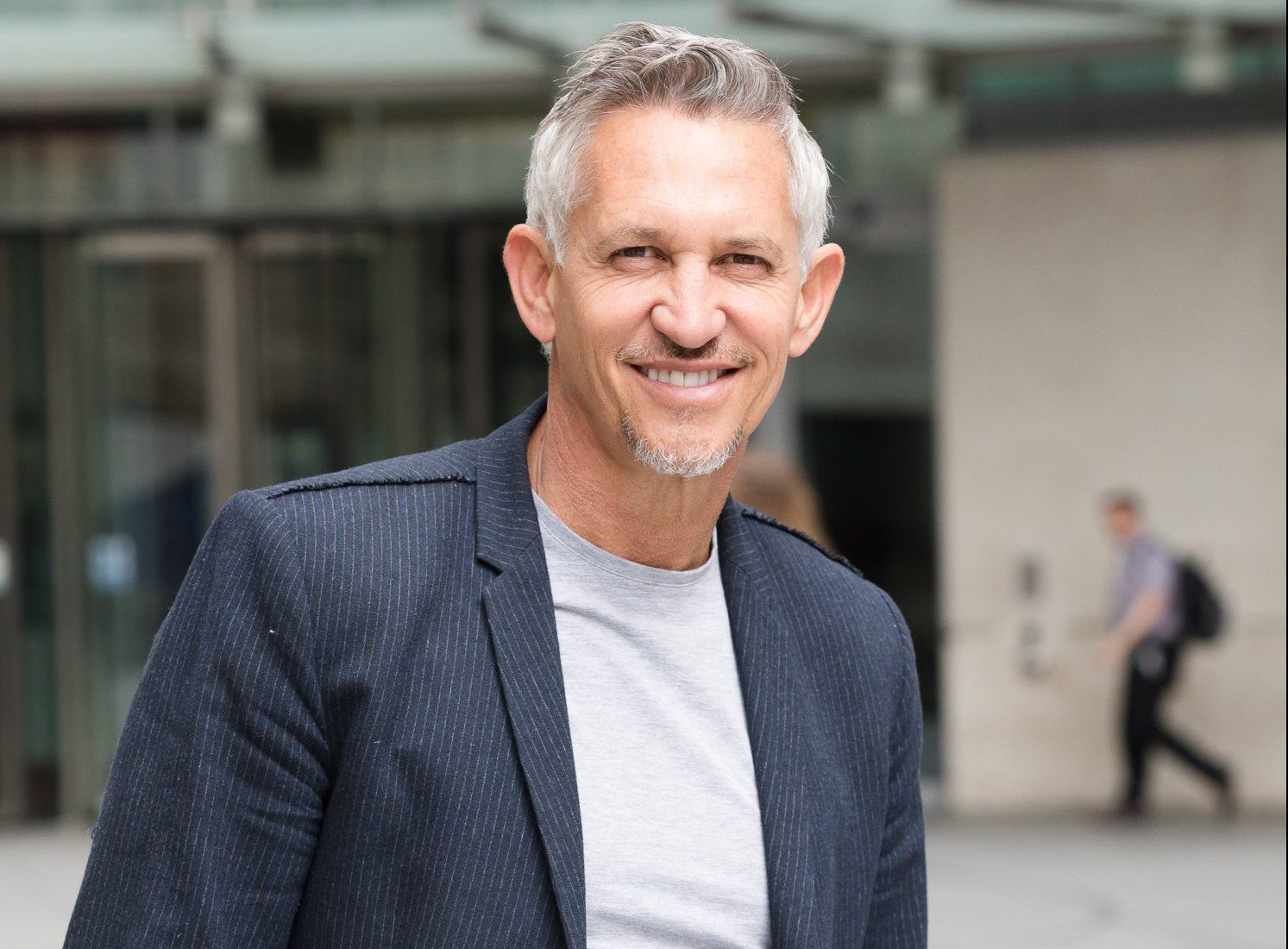 Gary Lineker out and about, London, UK - 30 May 2017