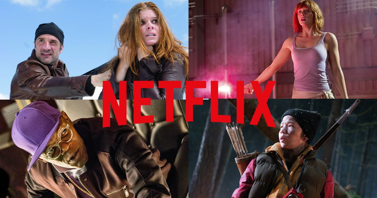 The 20 best action movies out now on Netflix