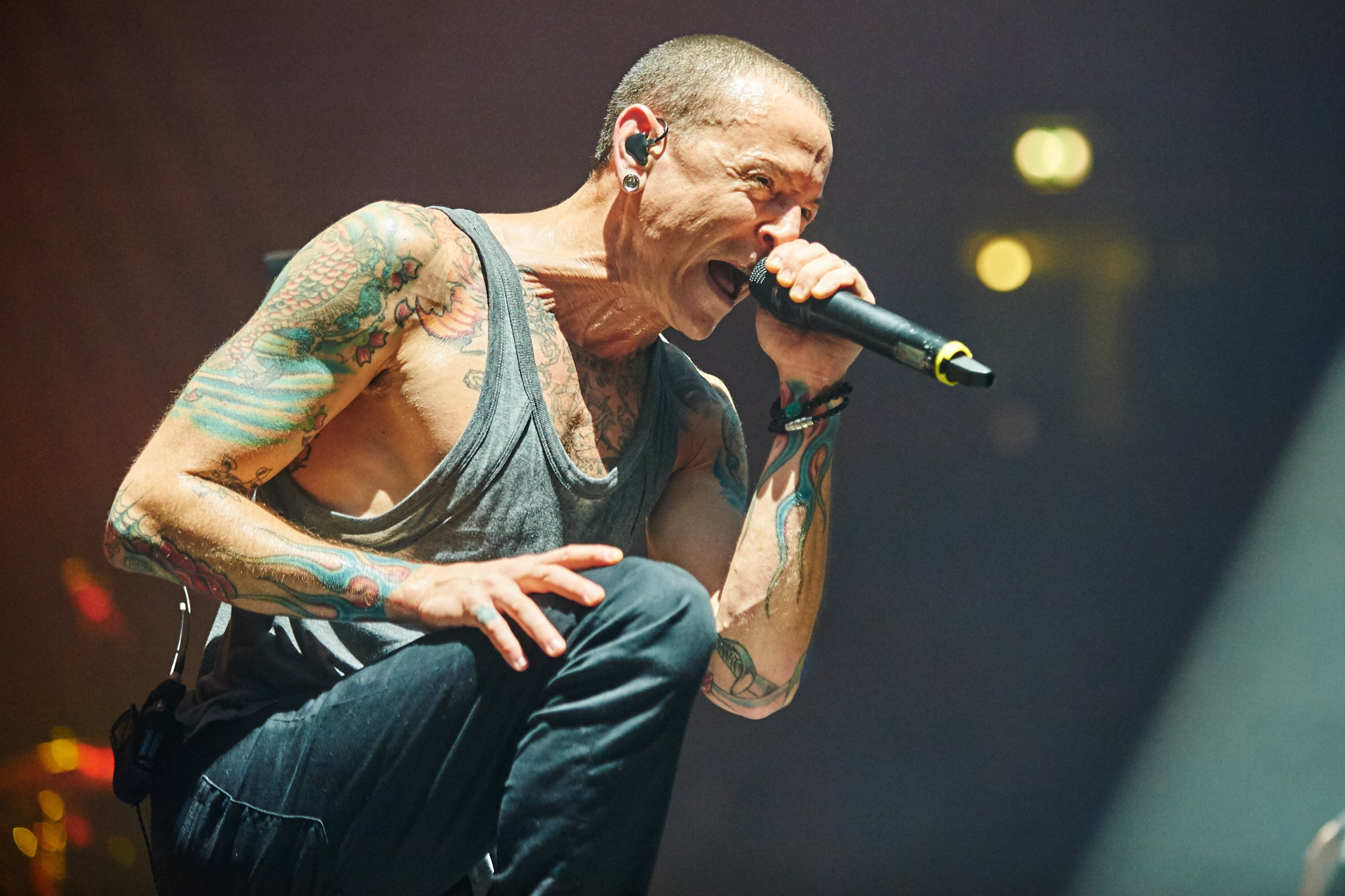 Linkin Park announce special concert in memory of Chester Bennington