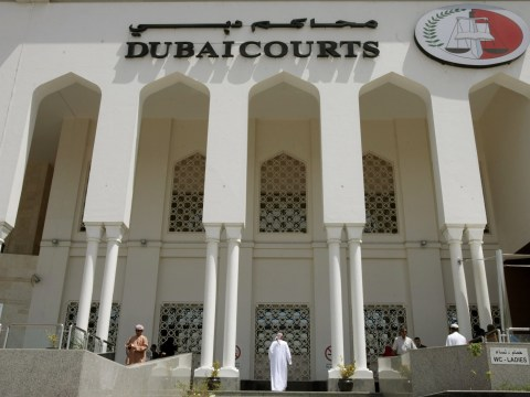 British woman jailed 'for having consensual sex with man in Dubai'