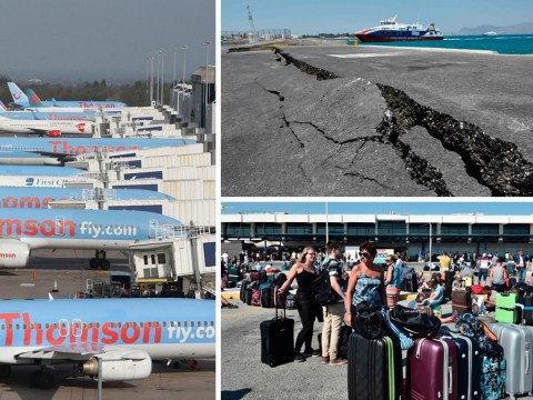 Brit tourists told they will not be refunded for holidays booked to Kos despite earthquake