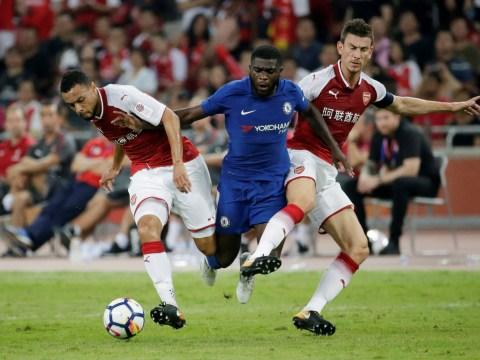 Chelsea starlet Jeremie Boga humiliates Sead Kolasinac and Francis Coquelin in sublime display against Arsenal