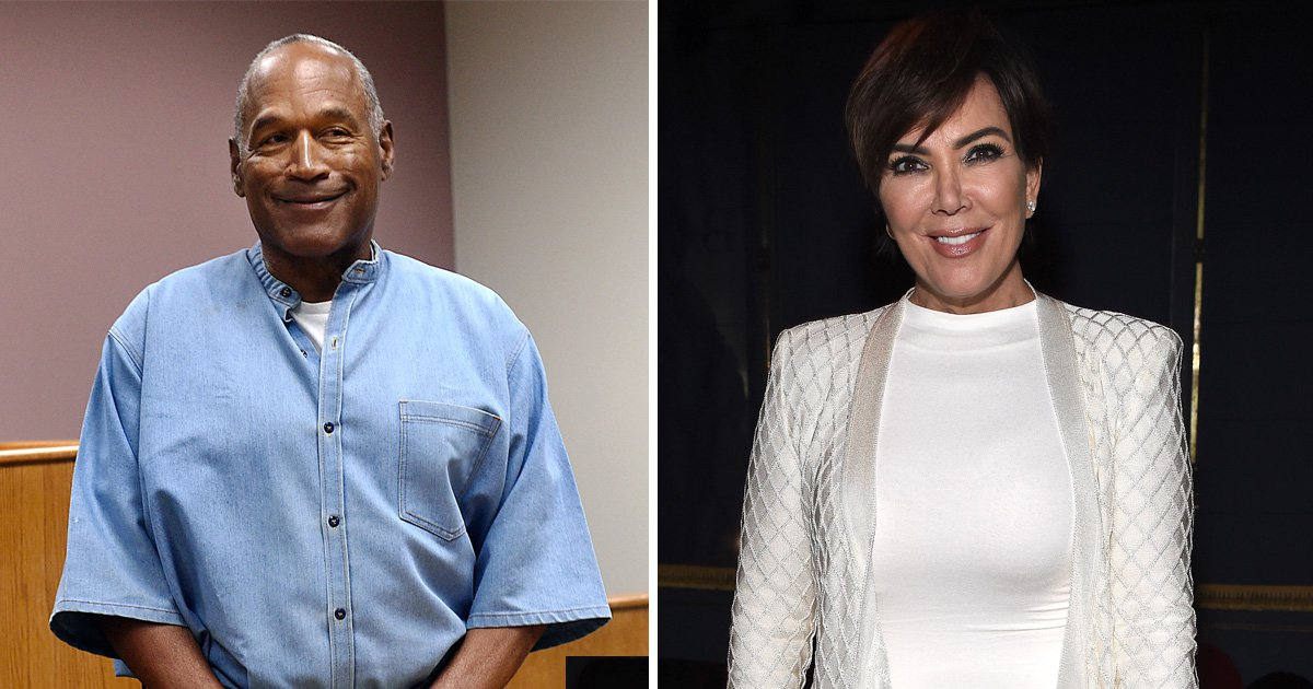 OJ Simpson 'brags about rough hot-tub sex with Kris Jenner that sent her to hospital'