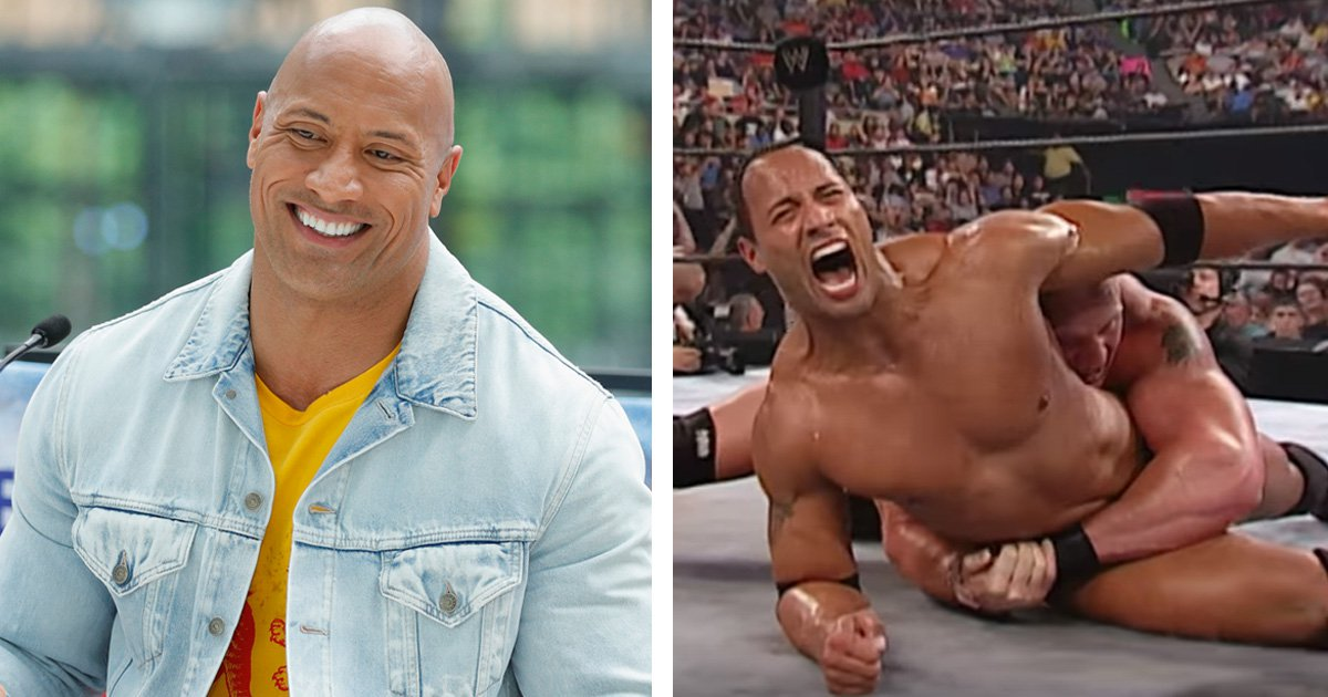 Dwayne Johnson wouldn't recommend being besties with The Rock (unless you like Haiku poetry)