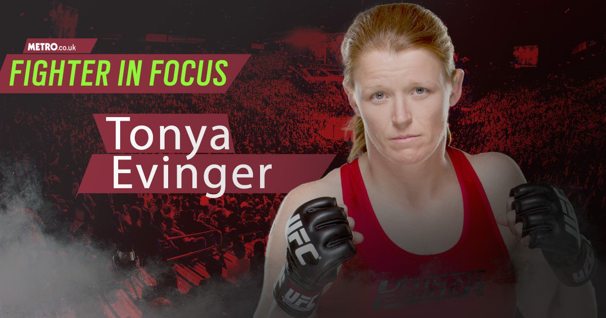 Fighter In Focus: Who is Cris Cyborg's UFC 214 opponent Tonya Evinger?