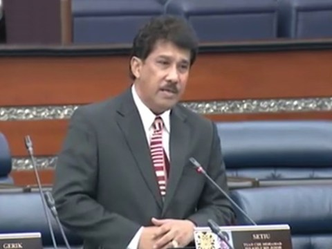 Malaysian MP says wives denying their husbands sex is 'emotional abuse'