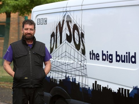 DIY SOS team have tools stolen whilst helping family in West Bromwich