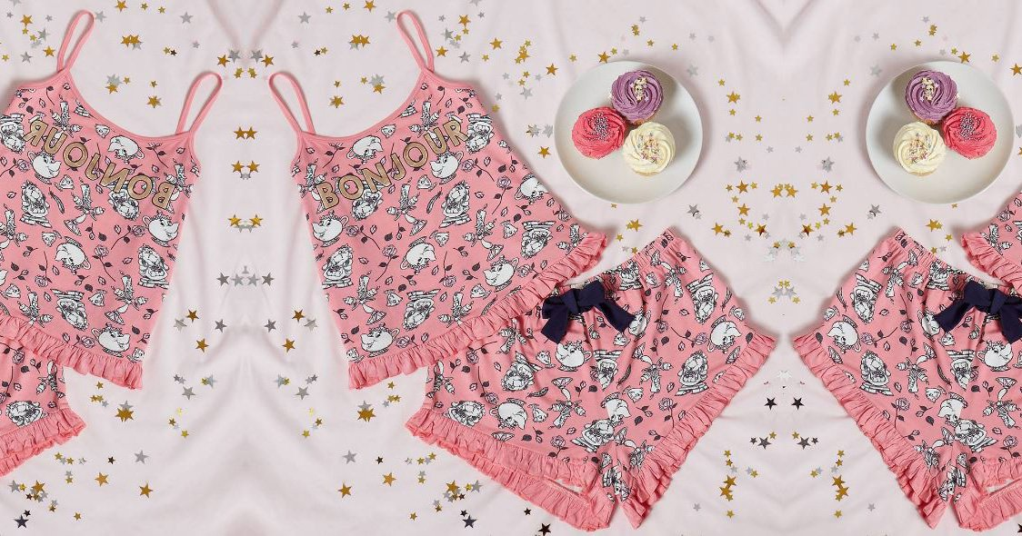 Primark releases range of Beauty And The Beast pyjamas