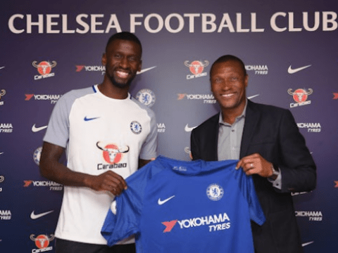 Chelsea complete transfer of Antonio Rudiger from Roma