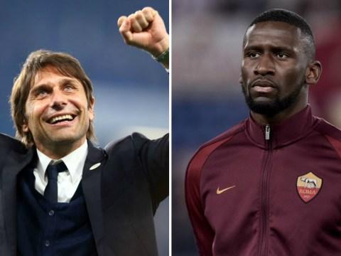 Radja Nainggolan drops hint he could join Roma pal Antonio Rudiger at Chelsea