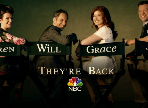 The Will and Grace cast are back in brand new clip and they haven't changed a bit
