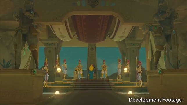 The Champions' Ballad - is it set after the defeat of Ganon?