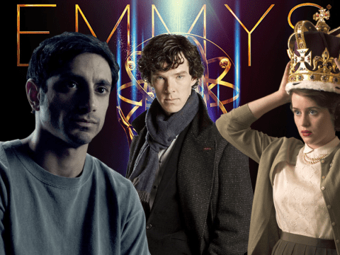 Riz Ahmed, Benedict Cumberbatch and Claire Foy among British talent nominated for 2017 Emmy Awards