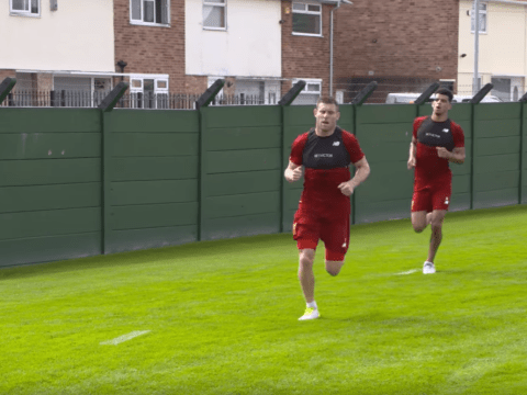 Dominic Solanke bosses Liverpool team-mates in first training sessions since Chelsea transfer