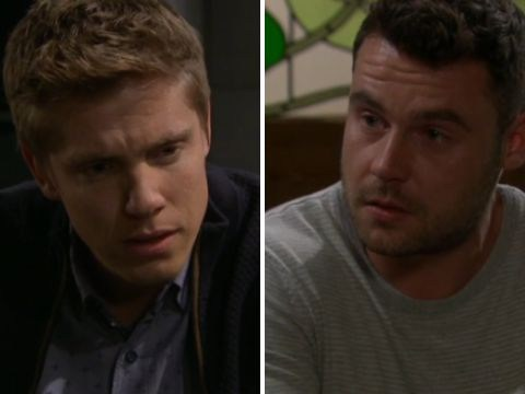Emmerdale spoilers: Robron hit the rocks as Aaron Dingle tells Robert Sugden they're over