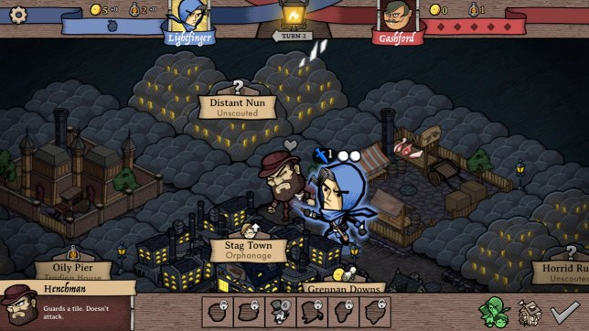Antihero (PC) - gang warfare has never been so much fun