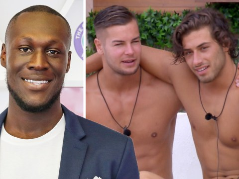 Stormzy is hooking up with Love Island's Kem and Chris so dreams do come true