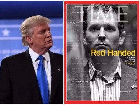 Time Magazine got revenge on Donald Trump with the most savage front cover
