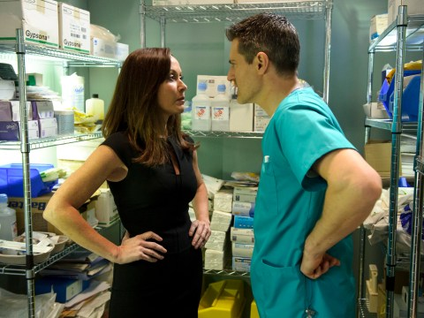 Casualty star Tom Chambers is 'mortified' by backlash over his gender pay gap comments