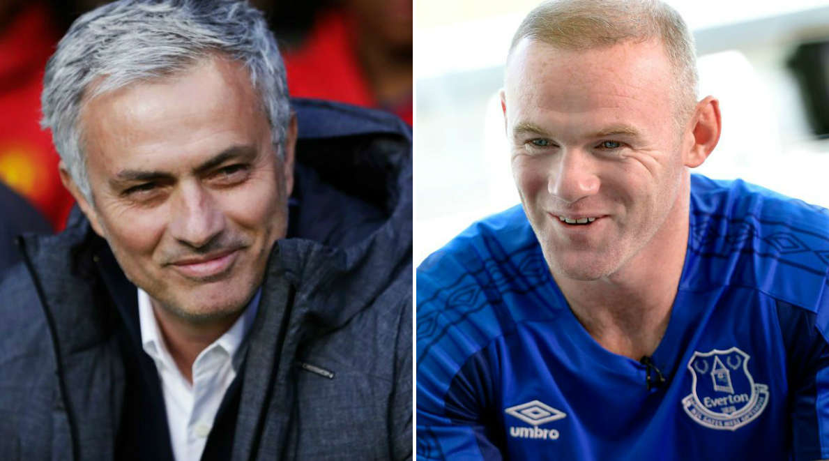 Jose Mourinho sends classy message to Wayne Rooney as he ends 13-year Manchester United career